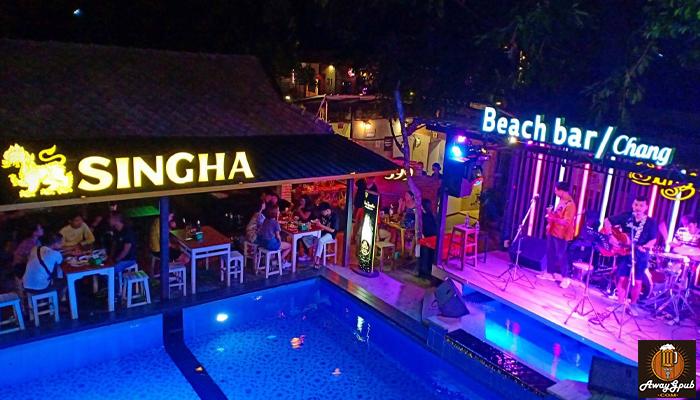 Beach Bar บีชบาร์ แวะมาเที่ยวมาฟังเพลงมันส์ๆที่เมืองแพร่