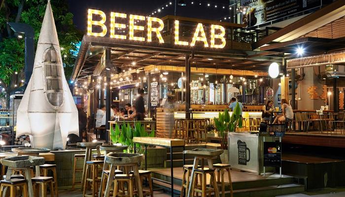 Beer Lab Chiangmai บาร์เบียร์ที่ดีที่สุดในเมืองเชียงใหม่ awaygpub