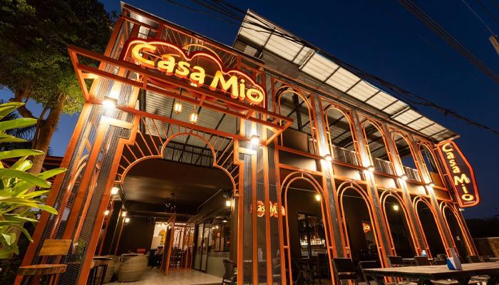 Casa Mio ร้านนั่งชิล ร้านเหล้าสุดฮิตในจังหวัดเชียงรายawaygpub