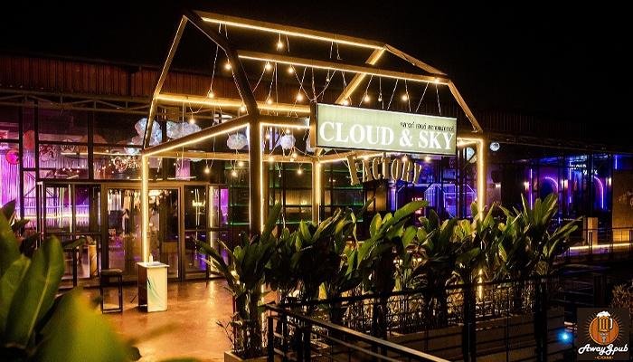 Cloud And Sky Factory บาร์สุดฮิตร้านลับของลูกค้าสาวในนครปฐม นครศรีธรรมราช awaygpub