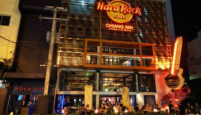 Hard Rock Cafe Chiangmai บาร์สุดฮิตในเชียงใหม่ awaygpub