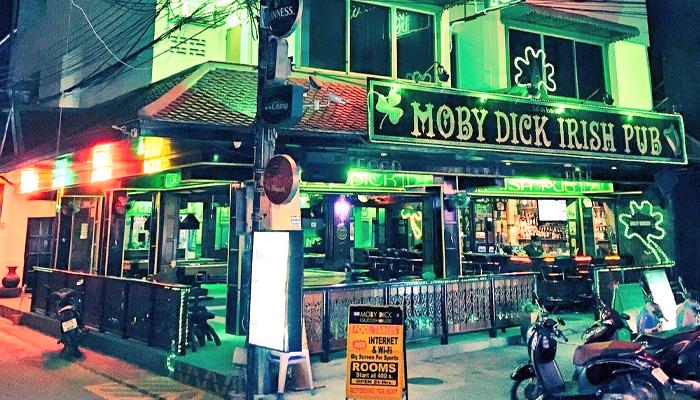 Moby Dick Irish Pub ผับสุดชิลบนเกาะสมุย awaygpub