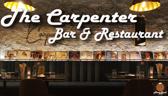 The Carpenter Bar Restaurant บาร์สวยบรรยากาศดีที่เชียงใหม่