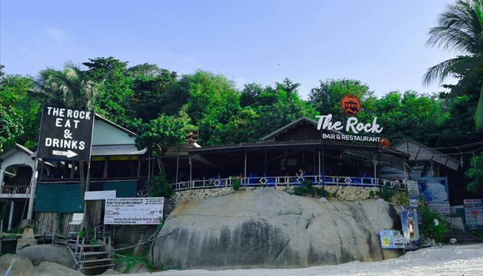 The Rock Bar บาร์ปาร์ตี้สุดมันส์บนเกาะพะงันawaygpub