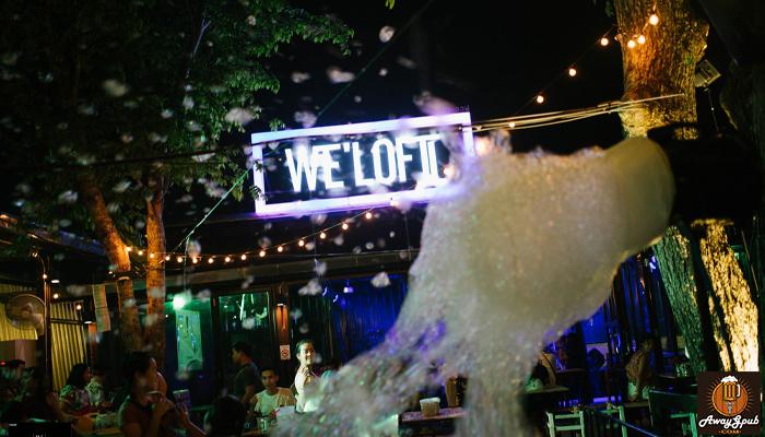 We Loft อีกหนึ่งร้านเหล้าสายชิล ที่ห้ามพลาดในเมืองน่าน