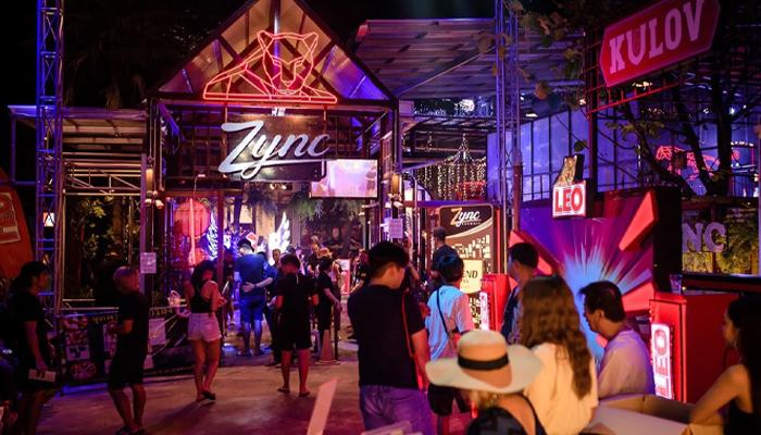 Zync Rangsit ร้านเหล้าสุดมันส์ย่านรังสิต awaygpub