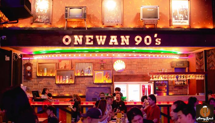 วันวาน90 นั่งชิลกันที่ร้านที่ตกแต่งด้วยสไตล์ของยุค 90's