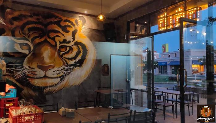 อีเสือCafe'90s Ubon อุบลสแคว์ ร้านนั่งชิว โปรโมชั่นมากมาย