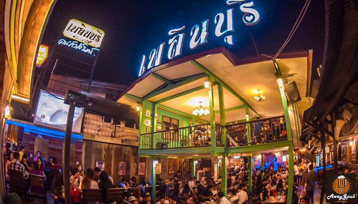เพลินบุรี สามพราน ร้านเหล้ายอดนิยมฮอตฮิตติดชาร์จชาวนครปฐม