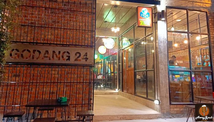 โกดัง 24 ร้านเหล้าสุดเท่ห์ในเมืองศรีสะเกษawaygpub
