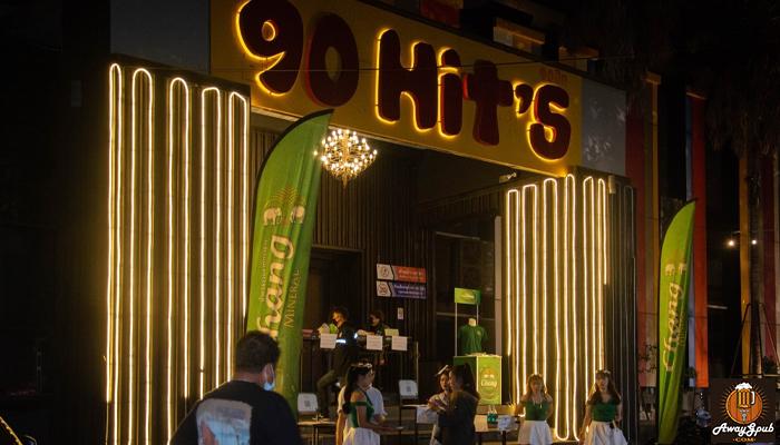 90 ฮิต พับแอนด์เรสเตอรอง 90hit Pub&restaurant เมืองแพร่