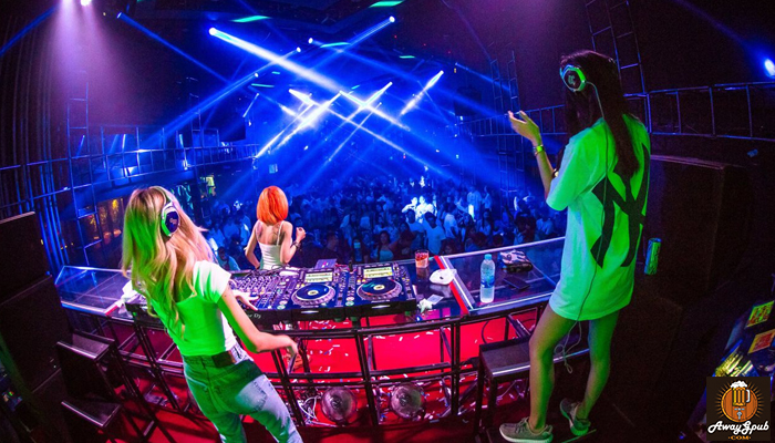 Differ Club Pattaya ผับปาร์ตี้แดนซ์สุคชิค ใครก็รู้จักในพัทยา
