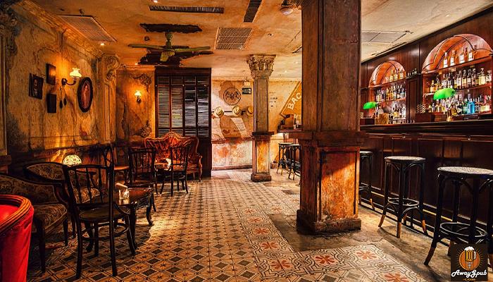 Havana Social ร้านนั่งชิล บาร์ลับที่ปัจจุบันไม่ลับอีกต่อไป awaygpub