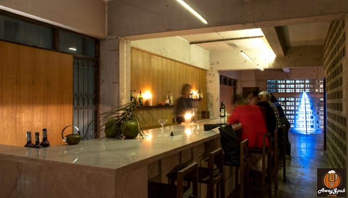 Ku bar Bangkok บาร์ลับที่ซ่อนตัวได้อย่างแนบเนียนในเมืองกรุง awaygpub