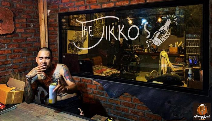 The JIKKO CAFE ร้านเหล้าขวัญใจวัยรุ่นชาวศรีสะเกษ awaygpub