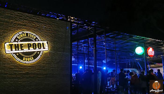The Pool House ร้านเหล้าสุดคึกคักในจังหวัดมุกดาหาร