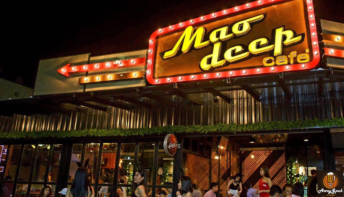 Mao deep Cafe ร้านเหล้าสุดโปรดของหนุ่มเมืองลำปาง