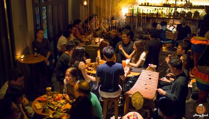 TEP BAR Cultural Bar of Thailand บาร์ลับ ใจกลางกรุง