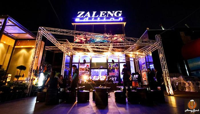 ZALENG Edition ร้านเหล้ารัชดาซอย 4 ที่ใคร ๆ ก็ต้องไป awaygpub