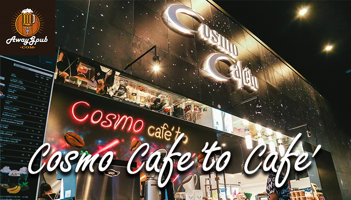 Cosmo Cafe'to Café